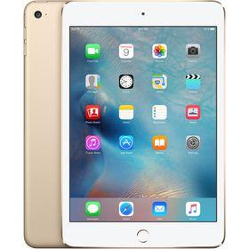 """Apple iPad Mini 4 7.9"""" 128GB WiFi and Cellular - Gold"""