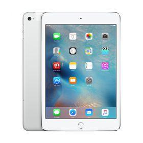 """Apple iPad Mini 4 7.9"""" 128GB WiFi and Cellular - Silver"""
