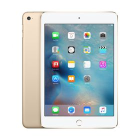"Apple iPad Mini 4 7.9"" 128GB WiFi - Gold"
