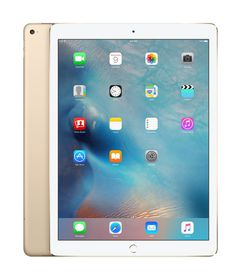 "Apple iPad Pro 9.7"" 128GB WiFi and Cellular - Gold"