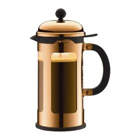 Bodum - Chambord French Press - 8 Cup - Copper
