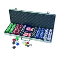 500 Piece Poker Chipset