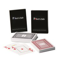 100% Plastic Poker Cards