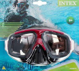 Intex - Surf Rider Mask - Grey & Red