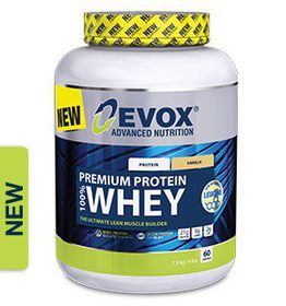 Evox Premium Protein 100% Whey Chocolate - 900g