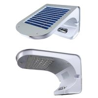 Ultra Link Solar Motion Wall Light