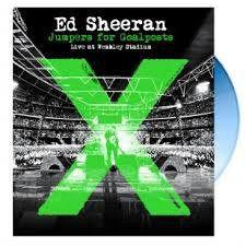 Ed Sheeran - X - Wembley Edition (CD + DVD)
