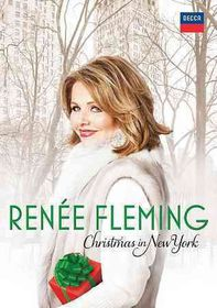 Renee Fleming - Christmas In New York (DVD)