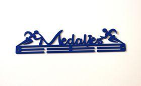 TrendyShop Medaljes Running Medal Hanger - Blue