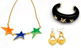Fred Tsuya Popstar Jewellery Set