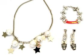 Fred Tsuya Sparkle Jewellery Set