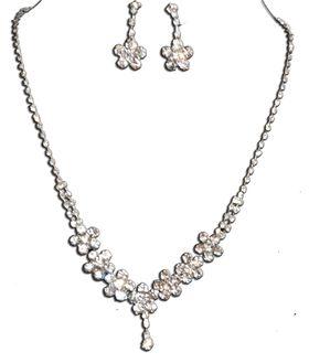 Fred Tsuya Bridal Jewellery Set 1