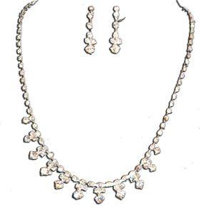 Fred Tsuya Bridal Jewellery Set 4
