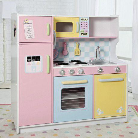Kidkraft Large Pastel Kitchen Online In South Africa Takealot