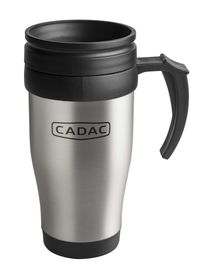 Cadac - 400ml Double Wall Insulated Mug - Grey