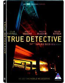 True Detective Season 2 (DVD)