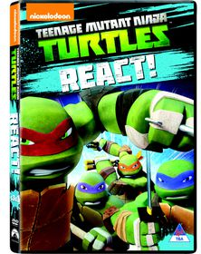 Teenage Mutant Ninja Turtles: React (DVD)