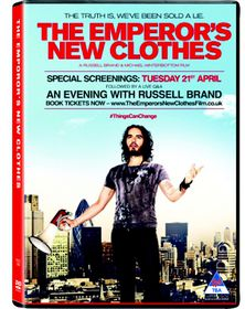 Russell Brand: The Emperor's New Clothes (DVD)