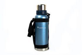 Kaufmann 1.6 Litre Stainless Steel Flask - Blue