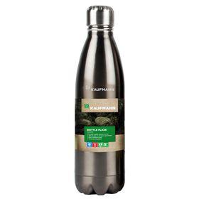 Kaufmann Stainless Steel Flask Bottle Grey - 500ml