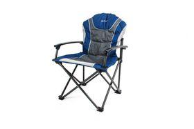 Kaufmann - Outdoor King Sport Chair - Blue and Grey