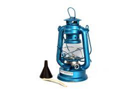 Kaufmann - Mini Blue Parafin Lantern (245)