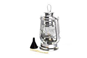Kaufmann - Mini Silver Parafin Lantern (245)