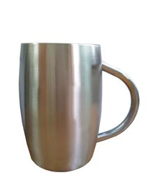 Kaufmann - Stainless Steel Beer Mug - 375ml