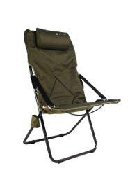 Kaufmann - Outdoor Luxury Recliner Chair - Khaki