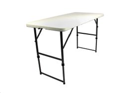 Kaufmann - Table Foldable Poly Top - 180cm x 76cm