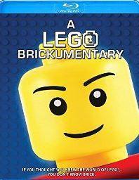 Lego Brickumentary - (Region A Import Blu-ray Disc)
