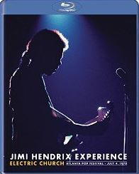 Jimi Hendrix:Electric Church - (Region A Import Blu-ray Disc)
