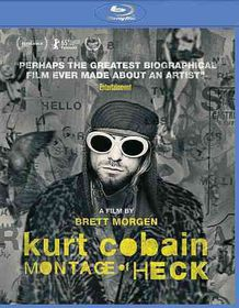 Montage of Heck - (Region A Import Blu-ray Disc)