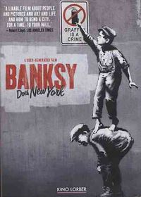 Banksy Does New York - (Region 1 Import DVD)