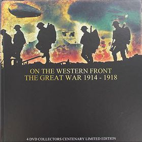 On The Western Front:Great War 14-18 - (Region 1 Import DVD)