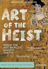Art of The Heist - (Region 1 Import DVD)