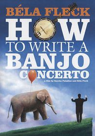 Bela Fleck:How to Write a Banjo Conce - (Region 1 Import DVD)