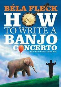Bela Fleck:How to Write a Banjo Conce - (Region 1 Import DVD)