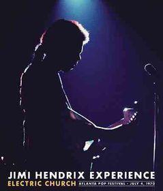Jimi Hendrix:Electric Church - (Region 1 Import DVD)