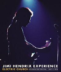Jimi Hendrix:Electric Church - (Region 1 Import DVD)