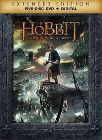 Hobbit:Battle of The Five Armies (Ext - (Region 1 Import DVD)