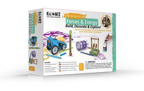 Koontz Forces and Energy