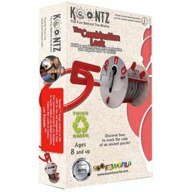Koontz The Combination Lock