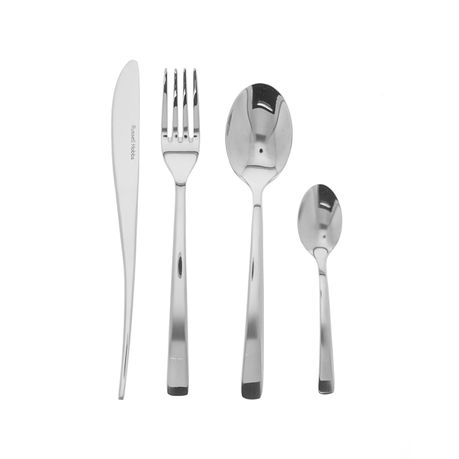 a3cc045f771 Russell Hobbs - 24 Piece Cutlery Set - Straight End | Buy Online in ...