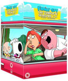 Family Guy Seasons 1 - 14 (DVD)