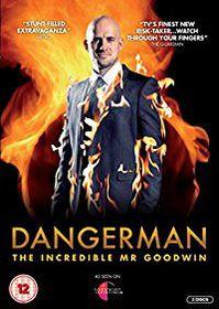 Dangerman: The Incredible Mr. Goodwin (DVD)