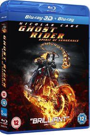 Ghost Rider: Spirit of Vengeance (3D/2D Blu-ray)