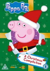Peppa Pig: A Christmas Compilation (DVD)