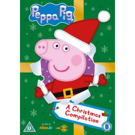 Christmas Pig.Peppa Pig A Christmas Compilation Dvd