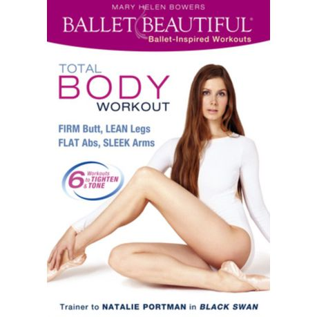 20d0c798406e Ballet Beautiful Total Body Workout | Buy Online in South Africa |  takealot.com